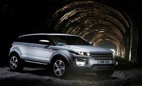 Range Rover Evoque - «Автомобиль года-2011» по версии BBC Top Gear в категории кроссоверов