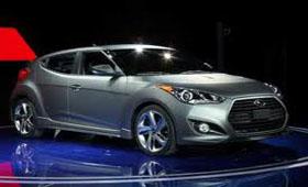 Hyundai покажет в Детройте турбированный Veloster
