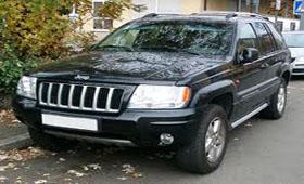 Jeep Grand Cherokee для Северной Америки