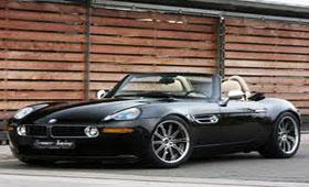 Senner Tuning доработало легендарный BMW Z8
