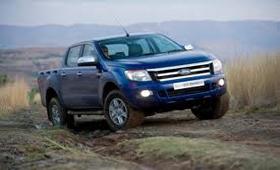 Ford Ranger - самый безопасный пикап