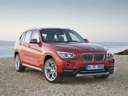 BMW X1 к 2015 году будет переднеприводным