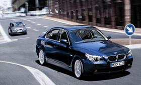 """BMW 5-Series """"made in China"""" будут производить и на экспорт"""