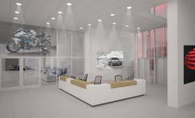 У российских салонов BMW теперь будет собственный дизайн
