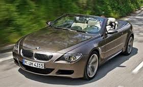 Новый BMW M6 уже маскировки