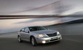 Нет безопаснее Dodge Avenger и Chrysler Sebring!