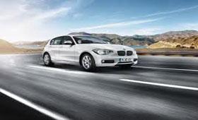 "BMW снабдил ""единичку"" спортпакетом M Sport"