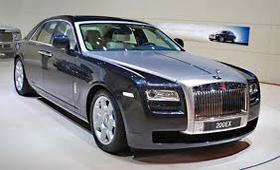 Rolls-Royce отзовет Rolls-Royce Ghost 2009-2020 годов выпуска