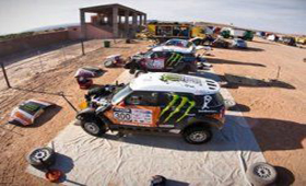 "X-Raid планирует выставить на ""Дакаре"" три BMW и пять MINI"