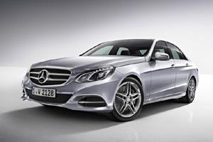 Новый 360-сильный седан CLA от Mercedes-Benz