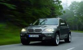 Чиновник лишился поста из-за BMW X5