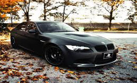 BMW M3 E90 от SR Auto Group