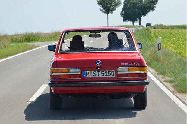 30-летний юбилей дизельного двигателя BMW