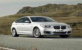 BMW представила M Sport для 5-Series Gran Turismo