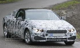 В Интернете появились шпионские фотографии BMW 4-й серии