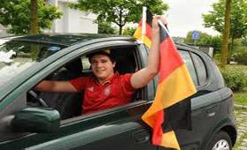 Немцы сообщили про водительские стереотипы