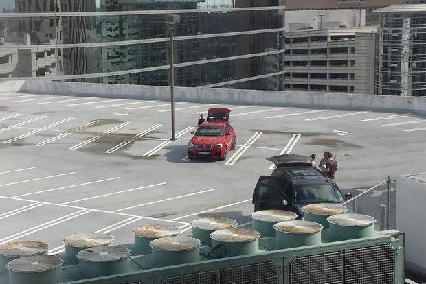 Новый внедорожник BMW X6