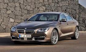 Стала известна стоимость BMW 6-Series Gran Coupe