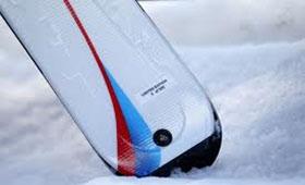 BMW M K2 - лыжи от BMW