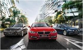 BMW 3-Series получила премию «Золотой Клаксон – 2011»