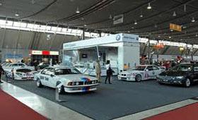BMW станет участником выставки Retro Classics