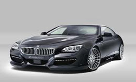 BMW 6-SERIES COUPE в исполнении HAMANN
