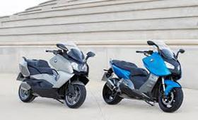 Новинки-максискутеры BMW C 650 GT и BMW C 600 Sport