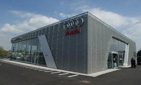 Audi расширяет собственную дилерскую сеть в Беларуси