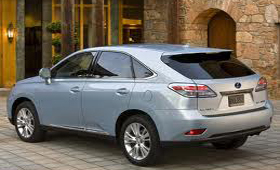 Столичные угонщики предпочитают Lexus