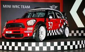 MINI не успела подать заявку в WRC