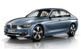 В Детройте BMW представит гибридную BMW 3-Series
