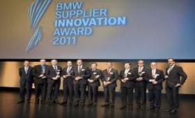 BMW наградила своих лучших поставщиков
