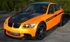 BMW MH3 V8 RS Clubsport от Manhart