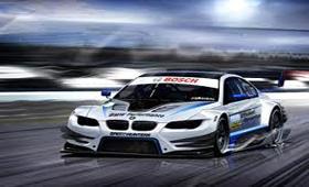BMW поделилось деталями о BMW M3 DTM Concept