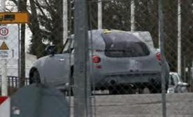 Папарацци сняли тестирование новой BMW M3