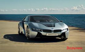 BMW стал совладельцем SGL Carbon