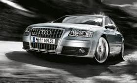 Audi показал самый быстрый и мощный лимузин