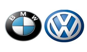 BMW и Volkswagen – лидеры роста продаж