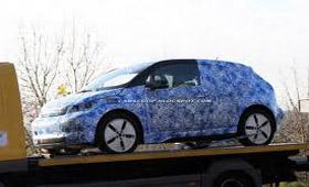 BMW проводит «обкатку» экологичный ситикар
