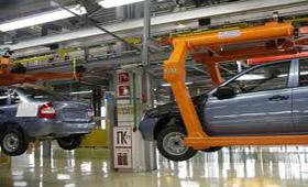 """В 2012 году """"Автотор"""" произведет 300 000 машин"""
