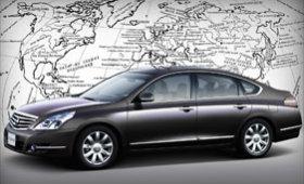 Появление нового автомобиля под названием Samsung SM7 или Nissan Teana (Maxima)