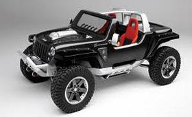 Jeep Hurricane – автомобиль созданный для удобства