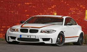 APP Europe запрягло в BMW 1 M Coupe больше четырехсот «лошадей»