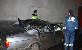 BMW свалился в Фонтанку
