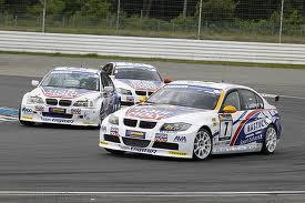 Молодые пилоты BMW в DTM протестировали BMW M3