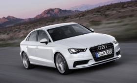 Audi A3 Sedan - описание авто