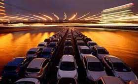 В Америке растет спрос а машины немецкого производства