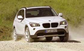 BMW выпускает новую X1 с расходованием 4,5 л100 км
