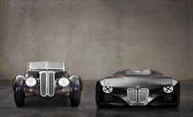 BMW выпустила юбилейный 328 Hommage