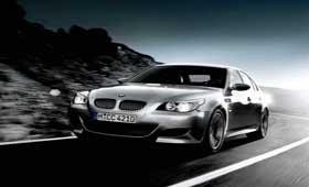 BMW M5 раздвигает скоростные рубежи до 308 км/ч